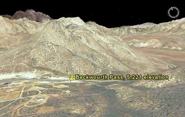 Beckwourth Pass