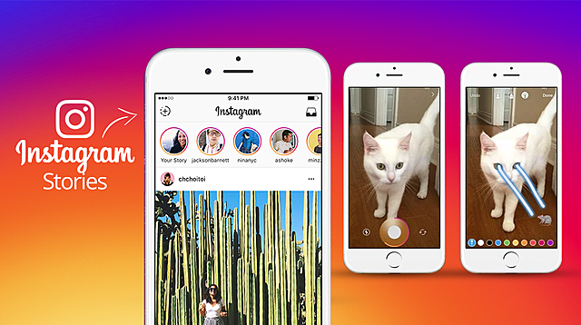 Nacen las Instagram Stories.