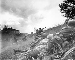La campagne italienne - Sicile (1943-1945),