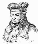 Alexandre Balthazar Laurent Grimod  1758-1837
