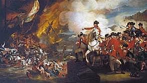 British losses in 1791
