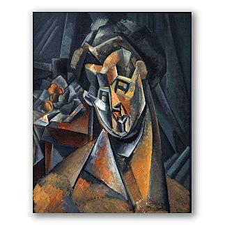 Mujer con peras -Picasso
