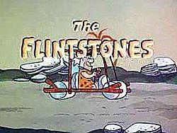 First Airing of The Flintstones