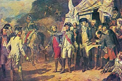 Comienzo del proceso de independencia de las colonias españolas.