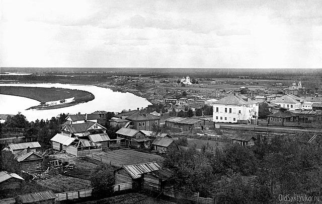 Новый город Усть-Сысольск