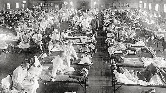 Gran epidemia de gripe