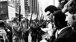 Protests at the 1968 Democratic National Convention
