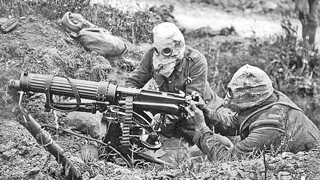 Incio de la Primer Guerra Mundial