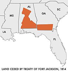 Treaty Of Fort Jackson