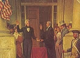 Jackson Inaugurated