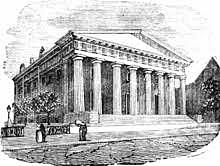 Jackson vetoes the Second Bank of the U.S.