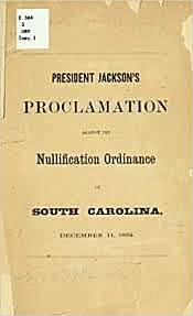 Ordinance of Nullification