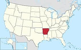 Arkansas admitted a state