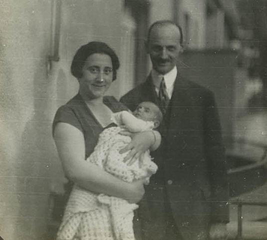 Anne Frank was born