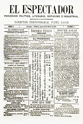 La prensa de finales de siglo XIX y la prensa moderna e informativa