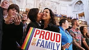 Massachusetts Approves Same-Sex Marriage