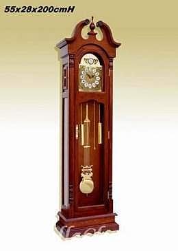 Reloj de Péndulo por Christian Huyghenes.