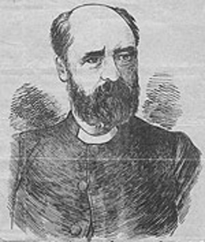 George Schmidt, the first Protestant missionary (Moravian Brethren) in southern Africa, arrives at the Cape