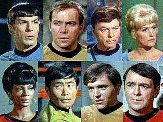"""""""Star Trek"""" airs"""