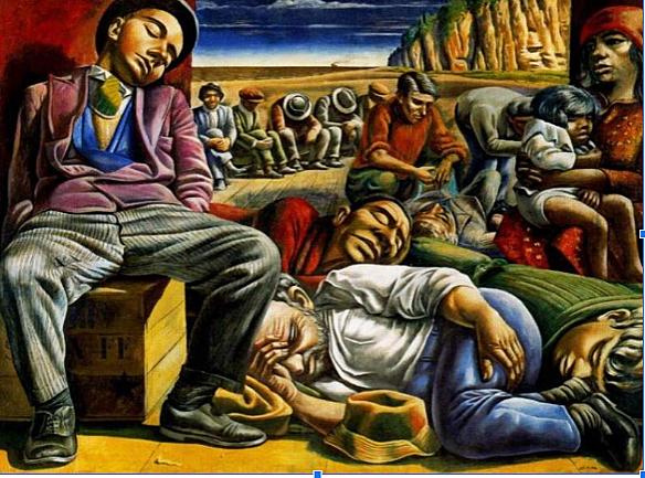 Desocupados: el diez de junio de mil novecientos treinta y cuatro
