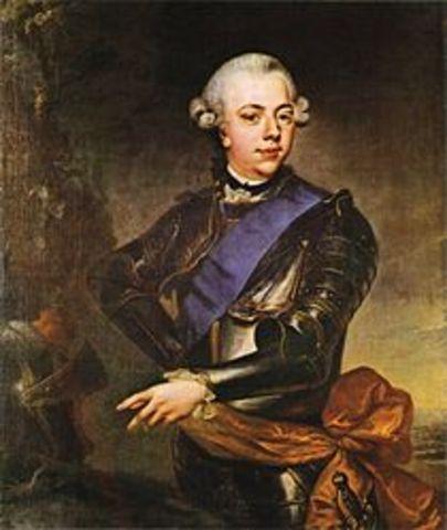 British forces under General Sir James Henry Craig seizes the Cape Colony for the Stadtholder Prince William V of Orange