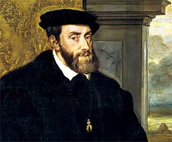 Abdicació de Carlos V