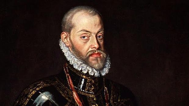 Derrota de Felipe II