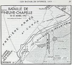 bataille de neuve chapelle