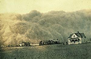 Dust Bowl (grande sècheresse)