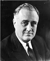 élection de Franklin D Roosevelt