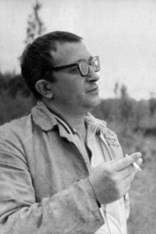 Родился Борис Стругацкий