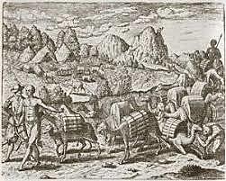 Inici d'extracció de plata de Mèxic i Potosí