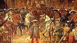 Carles, emperador d'Alemanya. Revoltes de les Comunitats i les Germanies