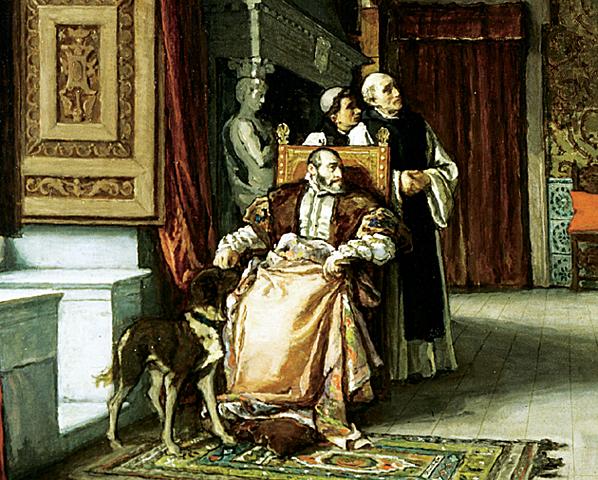 Abdicació de Carles I