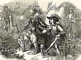 Execució de Joan de Serrallonga