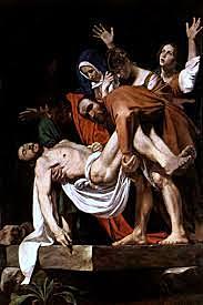 Caravaggio: Sant Enterrament