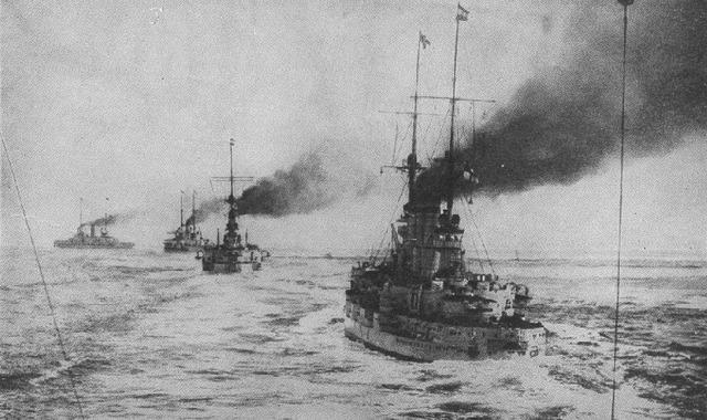 German Naval Policy