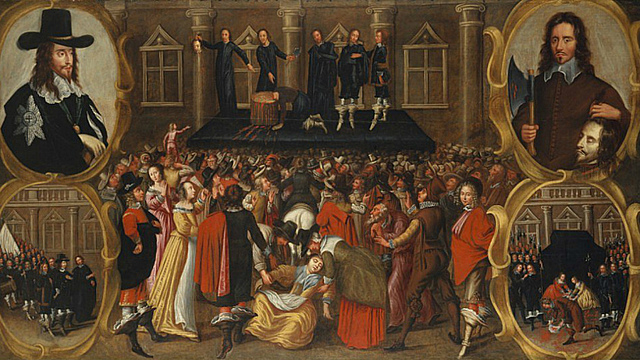 Execució de Carles I