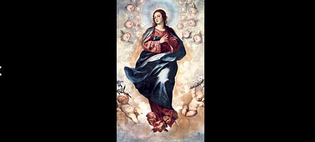 Cano: Immaculada