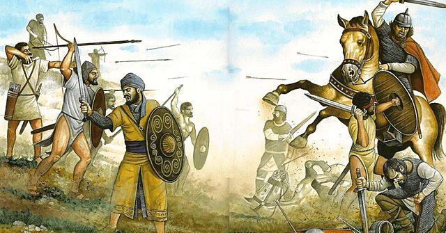 Ocupación de los árabes