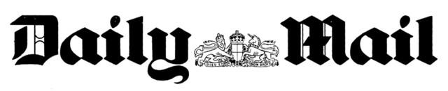 Daily Mail:  British Anti-German Propaganda