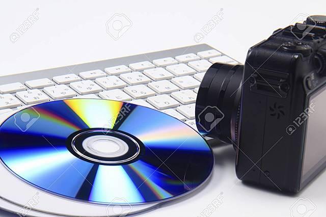 Creación de las cámaras digitales