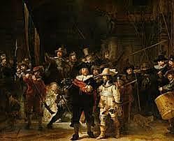 Rembrandt: Ronda de nit