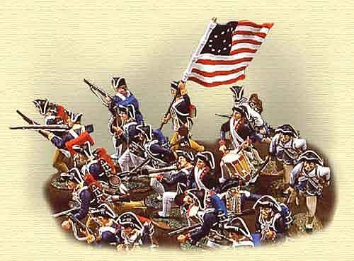 Independencia de Estados Unidos.