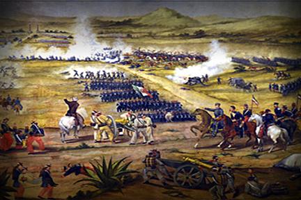 Invasión de Francia a España.