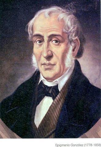 Denuncia de José Mariano Galván