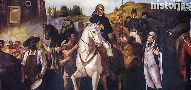 Miguel Domínguez ordenó aprehender a Epigmenio González.