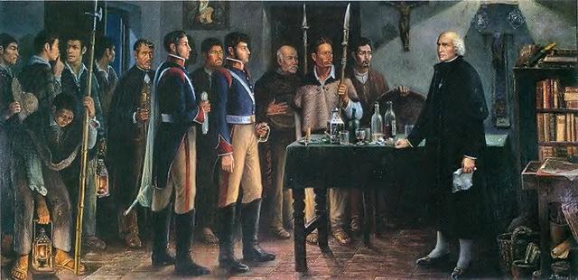 En Guanajuato, se ordena la aprehensión de Aldama y Allende.