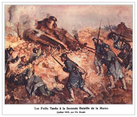 Second Battle of the Marne
