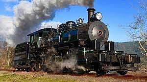 Iron Horse (Locomotive)